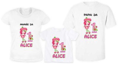 e6bbd58c8c37d kit 03 Camisetas Família Papai Mamãe Irmã ...